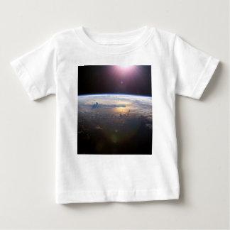 美しい地球ユリガガーリン ベビーTシャツ