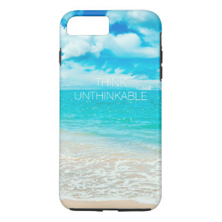 美しい夏のビーチ iPhone 8 PLUS/7 PLUSケース