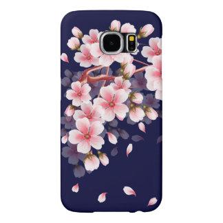 美しい夜桜 SAMSUNG GALAXY S6 ケース