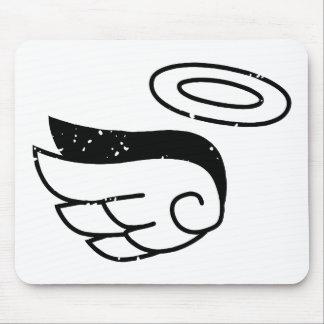 美しい天使の翼 マウスパッド