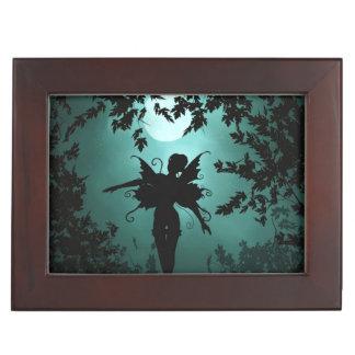 美しい妖精は記念品箱をカスタマイズ ジュエリーボックス