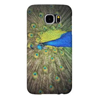 美しい孔雀Samsung Galaxys 6 Samsung Galaxy S6 ケース
