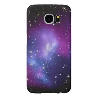美しい宇宙宇宙の銀河系の集り SAMSUNG GALAXY S6 ケース