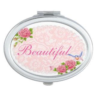 美しい密集した鏡