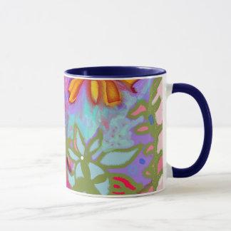 美しい庭のマグ マグカップ