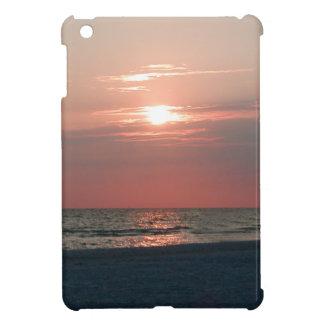 美しい日没の写真とのiPadの小型場合 iPad Miniケース