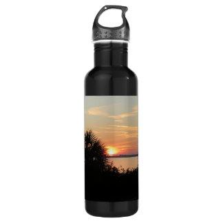 美しい日没 ウォーターボトル