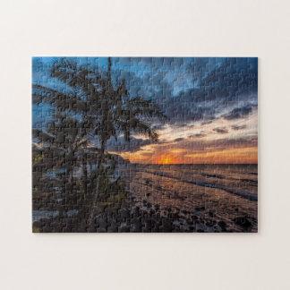 美しい日没 ジグソーパズル