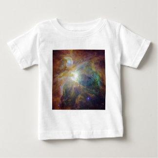 美しい星雲 ベビーTシャツ
