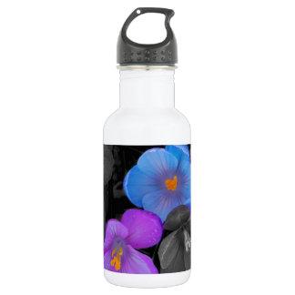 美しい春の花 ウォーターボトル