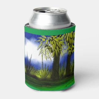 美しい景色のクーラーボックス 缶クーラー