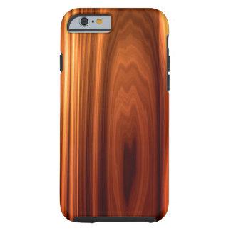 美しい木製の一見のiPhone6ケース ケース