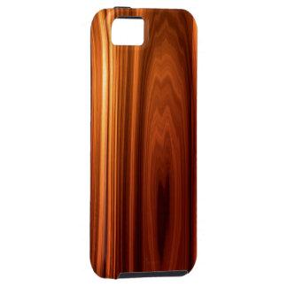 美しい木製の一見のiPhone 5の場合 iPhone SE/5/5s ケース