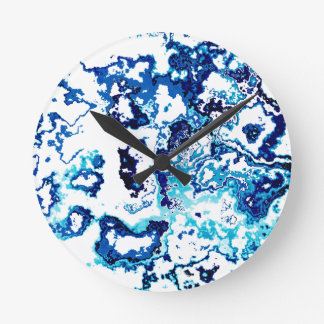 美しい柱時計(円形、大きい、または正方形) ラウンド壁時計