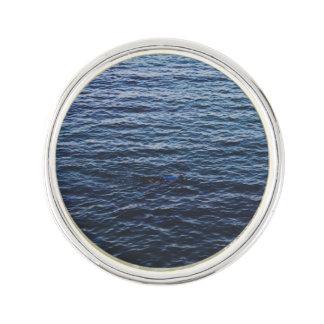 美しい海 ラペルピン