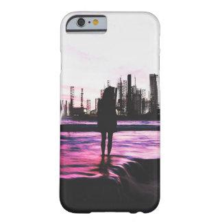 美しい災害のiPhone 6/6sの場合 Barely There iPhone 6 ケース