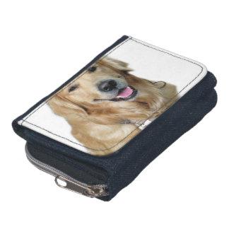 美しい犬のゴールデン・リトリーバーおよびあなたの骨