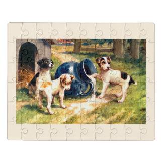 美しい犬 ジグソーパズル