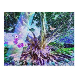美しい生命の樹 ポストカード