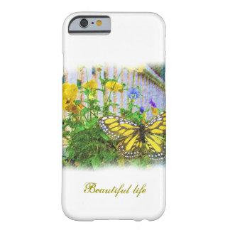 美しい生命カスタマイズ可能な携帯電話の箱 BARELY THERE iPhone 6 ケース