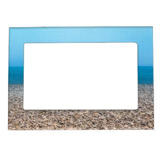 美しい石造りのビーチ マグネットフレーム