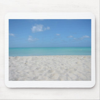 美しい砂浜 マウスパッド