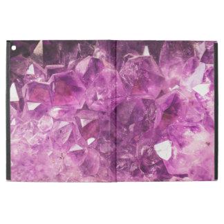 """美しい紫色のアメジスト iPad PRO 12.9"""" ケース"""
