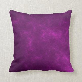 美しい紫色の枕 クッション