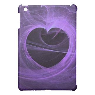 美しい紫色のiPadの箱 iPad Miniケース