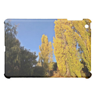 美しい自然秋の眺め iPad MINIケース