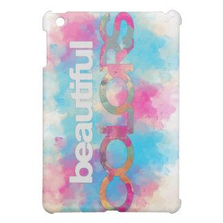 美しい色 iPad MINIケース