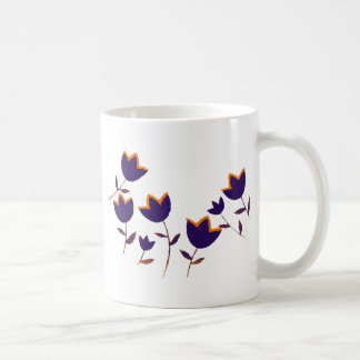 美しい花のアイディア。 花テーマ コーヒーマグカップ