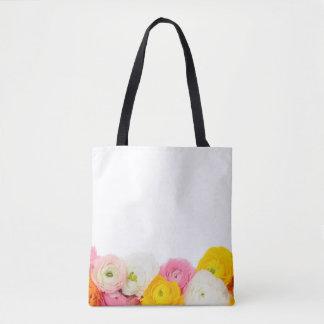 美しい花の構成 トートバッグ