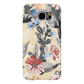 美しい花の箱 SAMSUNG GALAXY S6 ケース