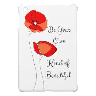 美しい花のipadの場合 iPad miniケース