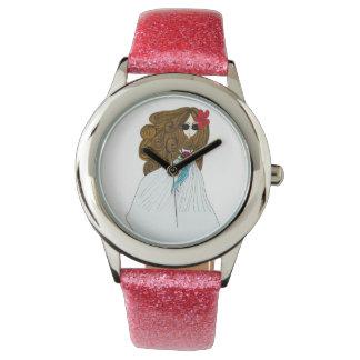 美しい花嫁 腕時計
