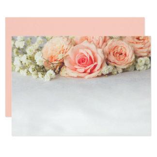 美しい花束 カード