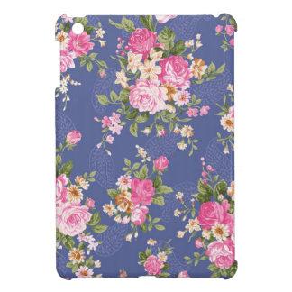 美しい花柄 iPad MINIケース