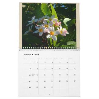 美しい花 カレンダー
