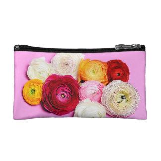 美しい花 コスメティックバッグ