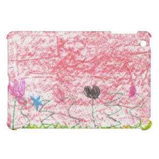 美しい花 iPad MINI カバー