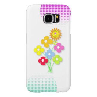 美しい花 SAMSUNG GALAXY S6 ケース