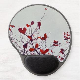 美しい葉のmousepad ジェルマウスパッド