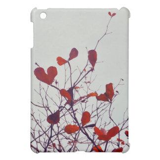 美しい葉 iPad MINI カバー