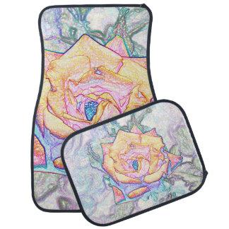 美しい蘭のカーマット カーマット