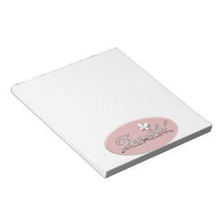 美しい蝶 ノートパッド