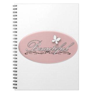 美しい蝶 ノートブック