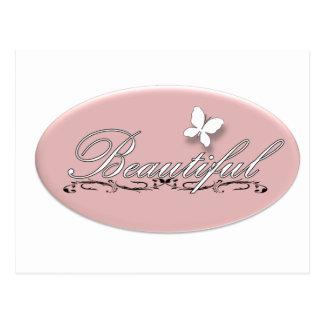 美しい蝶 ポストカード
