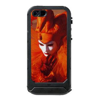 美しい道化師 ウォータープルーフiPhone SE/5/5sケース