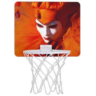 美しい道化師 ミニバスケットボールネット